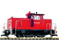 модель Piko 37523 DB Railion VI BR365 Switcher, Red