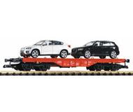 модель Piko 37714 Платформа с 2-мя автомобилями