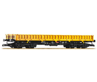 модель Piko 37762 DB VI Bahnbaugruppe Low-Side Gon Res-x, Yellow