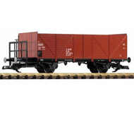 модель Piko 37901 DR IV 2-Axle Gondola w/Brake Platform