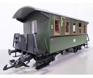 модель Piko 37921 DB III двухосный пассажирский вагон 2/3 класса