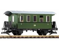 модель Piko 37931 DR III двухосный пассажирский вагон 2 класса