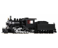 модель Piko 38221 Паровоз Undecorated Mogul Loco, Smoke
