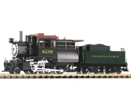 модель Piko 38242 Паровоз PRR Camelback 2-6-0 Loco 628 w/Sound