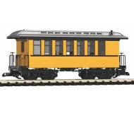 модель Piko 38600 D&RGW Wood Coach 306, Yellow
