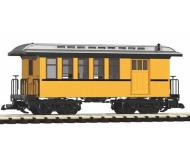 модель Piko 38601 D&RGW Wood Combine, Yellow