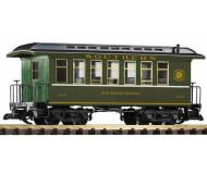 модель Piko 38617 SR Wood Coach 71473, Green