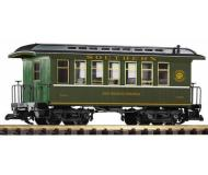 модель Piko 38618 SR Wood Coach 71806, Green