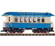 модель Piko 38620 Blue Comet Wood Coach