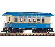 модель Piko 38621 Blue Comet Wood Coach