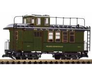 модель Piko 38623 Тормозной вагон