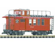 модель Piko 38625 SP Drovers Caboose 467, Oxide Red