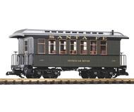 модель Piko 38628 SF Wood Coach 11467, Green