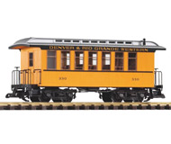 модель Piko 38630 D&RGW Wood Coach 330, Yellow