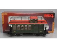 модель Piko 38634 WP&YR Wood Drovers Caboose 211