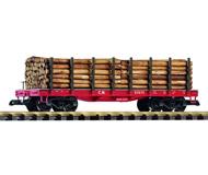 модель Piko 38713 CN Платформа 92675 w/Log Load