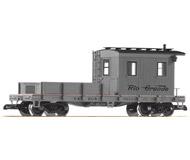 модель Piko 38717 D&RGW Work Caboose 06421