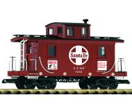 модель Piko 38816 SF Caboose 1312 with Safety Slogans