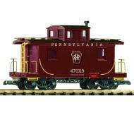 модель Piko 38817 PRR Caboose 470319