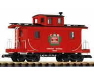 модель Piko 38853 CN Wood Caboose 78910