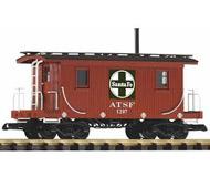 модель Piko 38862 SF Transfer Caboose 1207