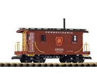 модель Piko 38863 PRR Transfer Caboose 680210
