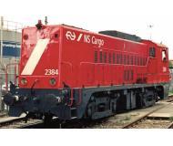 модель Piko 40441 NS 2384 cargo V