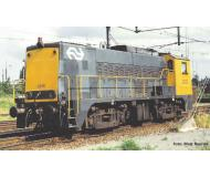 модель Piko 40442 NS 2200 Diesel 3A Lights NS IV Gray/Yellow
