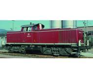 модель Piko 47260 TT BR 290 Diesel. Принадлежность DB, Германия. Эпоха IV Crimson