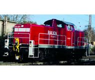 модель Piko 47261 TT BR 291 Diesel Railion Logistic VI