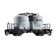 модель Piko 47750 TT Cement Hopper Car Ucs-v VTG V