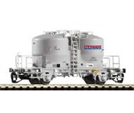 модель Piko 47752 Вагон для перевозки цемента, тип Ucs-v nacco. Эпоха V