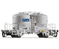 модель Piko 47753 Вагон для перевозки цемента, тип Ucs-v GATX. Эпоха VI
