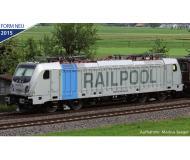 модель Piko 51564 Электровоз BR 18 lastMile Railpool. Эпоха VI. Установлен цифровой звуковой декодер LokSound. Серия Эксперт.