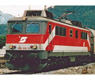 модель Piko 51762 Электровоз Reihe 1110.5. Принадлежность OBB. Эпоха IV