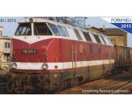 модель Piko 52571 BR 118 131-2 GFK. Принадлежность DR, Германия. Эпоха IV. Серия Эксперт. Модель для трёхрельсовой системы Märklin (не подходит для стандартной двухрельсовой DC).