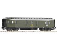 модель Piko 53325 Почтовый вагон 4ü-a/17. Принадлежность DBP, Германия. Эпоха III