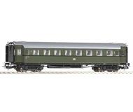 модель Piko 53361 Пассажирский вагон B4ü 2-го класса. Принадлежность DR, Германия. Эпоха III