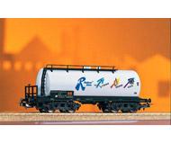 модель Piko 54382 Цистерна для перевозки газа. Принадлежность DB. Эпоха IV