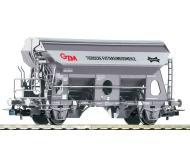 модель Piko 54573 Двухосный хоппер-вагон GZM. Принадлежность SBB, Швейцария. Эпоха VI