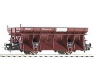 модель Piko 54620 Вагон для перевозки сыпучих грузов Otm03. Принадлежность DB, Германия. Эпоха III