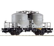 модель Piko 54695 Вагон для перевозки цемента/пыли, тип Ucs-v9121. Принадлежность DR. Эпоха IV