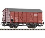 модель Piko 54706 Двухосный товарный вагон G20. Принадлежность DB, Германия. Эпоха IV