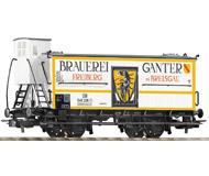 модель Piko 54747 Вагон для перевозки пива Ganter. Принадлежность DB. Эпоха III