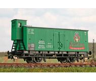 "модель Piko 54898 Вагон-рефрижиратор для перевозки пива ""Kitzmann"". Принадлежность DRG. Эпоха II. Серия Эксперт."