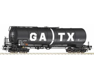 """модель Piko 54909 Усовершенствованная цистерна """"GATX"""". Принадлежность DB AG, Германия. Эпоха V"""