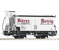 модель Piko 54941 Рефрижератор для перевозки пива Mutzig. Принадлежность SNCF, Франция. Эпоха III