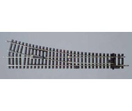 модель Piko 55221 Профильные рельсы PIKO A-Track. Стрелка правая WR R9/239mm