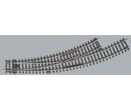 модель Piko 55227 Профильные рельсы PIKO A-Track. Стрелка левая радиусная BWL R3/R4