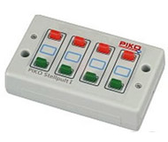 модель Piko 55262 Профильные рельсы PIKO A-Track. Стрелочный пульт (на 4 стрелки)